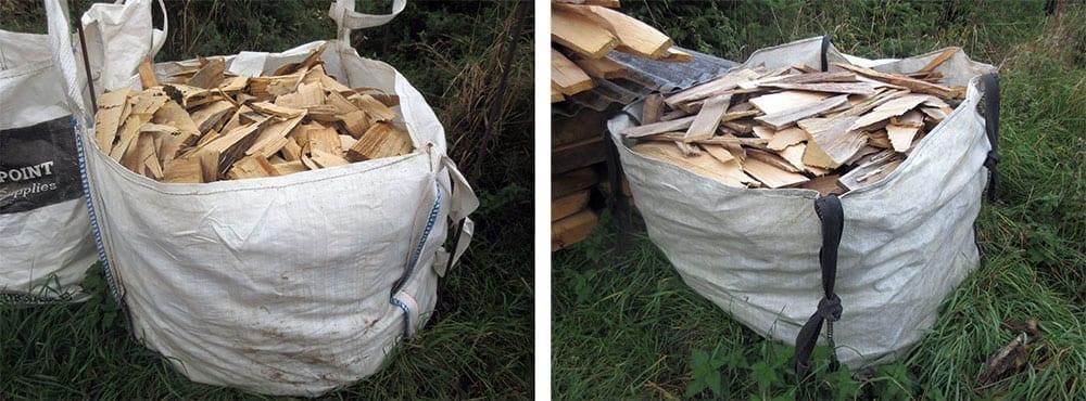 Firewood Off cust Derbyshire